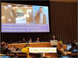 ظریف: توافق هستهای افقهای جدیدی را برای گفتوگو و احترام متقابل در سطح منطقهای گشوده است