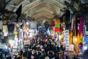 زنگ خطر برای بازار تهران