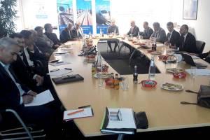 مذاکره با شرکت آلمانی برای ورود تجهیزات راهآهن سریعالسیر و رادارهای فرودگاهی