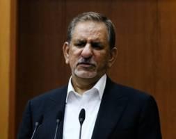 جهانگیری: اگر نقض برجام صورت گیرد ایران عکسالعمل تند نشان میدهد