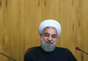قدردانی هیات دولت یازدهم از روحانی در آخرین جلسه