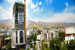 ساخت برجی در منطقه 1 تهران با 13 طبقه خلاف قانون