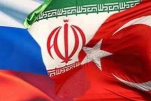 توافقنامه مشارکت سه جانبه ترکیه، ایران و روسیه در زمینه انرژی