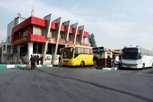 ضریب اشغال اتوبوس بینشهری به ۶۰درصد سقوط کرد