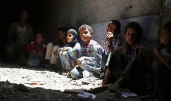 برگی تازه از جنایات ائتلاف سعودی در حق کودکان یمنی