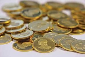 نوسان ۲۴ هزار تومانی سکه در یک ماه