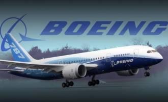 سفارش ۱۰۰۰ میلیارد دلاری چین به هواپیماسازی بوئینگ