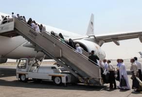 همه حاجیان ایرانی تا ۵ مهر به کشور برمیگردند