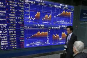 تهدید به تست بمب هیدروژنی باعث سقوط سهام آسیایی شد