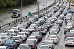افت ناگهانی ۱۰ درصدی سفرهای برون شهری