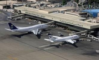 راهکاری برای دور کردن پرندگان از فرودگاه مهرآباد