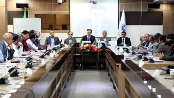 اتاق ایران و ترکمنستان تاسیس شد