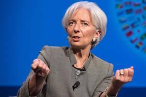 لاگارد: سیاست صندوق بین المللی پول درباره ایران تغییر نمیکند