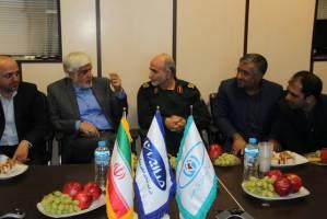 عارف بر توسعه و تامین امنیت فضای مجازی تاکید کرد