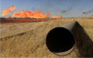 صادرات نفت کردستان عراق نصف شد