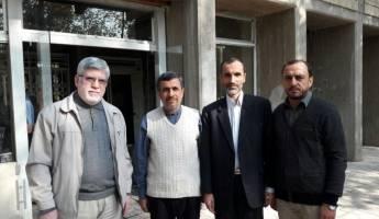 اگر من احمدینژادی بودم