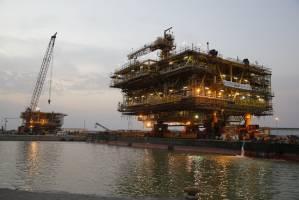 صادرات بیش از ۴ میلیون بشکه نفتخام از لایههای نفتی پارسجنوبی