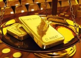طلای جهانی در نرخ ۱۲۸۰ دلار ایستاد