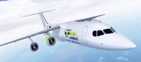 ایرباس، زیمنس و رولز رویس درصدد ساخت هواپیمای هیبریدی