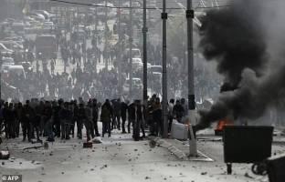 فلسطین در آتش خشم