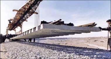 ۳۵۰ میلیون دلار در مسیر راهآهن