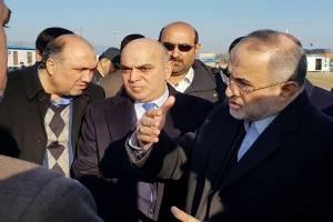 اتصال ریلی ایران به آذربایجان تا دو هفته آینده