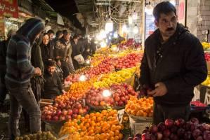 قیمت ۵۴ قلم میوه و ترهبار برای مصرفکننده
