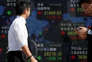 سهام آسیایی رکورد زد