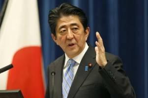 ژاپن آماده همکاری با جامعه بینالملل برای حل مسائل کره شمالی