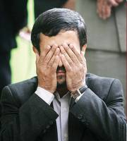 احمدي نژاد محصور نيست