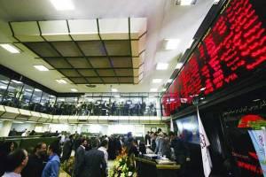 کاهش قیمت سهمها در گروه فراوردههای نفتی