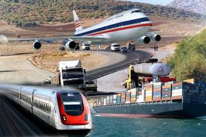 صنعت حمل و نقل و لجستیک بستر اشتغال و صادرات غیرنفتی