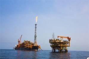 برداشت ۵۵۰ میلیون مترمکعبی گاز از پارس جنوبی