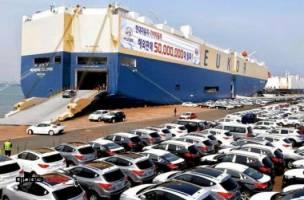 قیمت روز خودروهای وارداتی