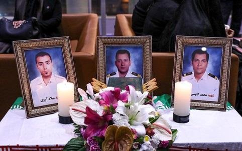 جزئیات مراسم تشییع جانباختگان سانچی در فرودگاه امام تلاش برای یافتن پیکردیگر خدمه کشتی ادامه دارد
