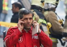 بازگشت ساکنان ساختمانهای مجاور ساختمان برق وزارت نیرو منوط به نتیجه گزارش ایمنی و ایستایی
