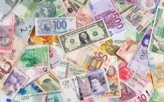 افزایش نرخ مبادله ای دلار، یورو و پوند