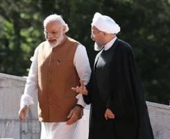سفر روحانی به هند با رنگ و بوی توافق های اقتصادی