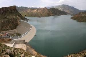 کاهش ۹ درصدی ورودی آب به مخازن سدهای پایتخت