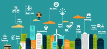 پیشگام در اینترنت اشیاء و شهر هوشمند