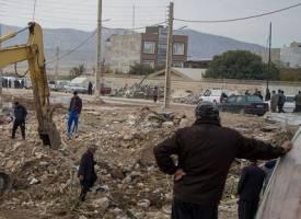 ادامه بازسازی مناطق زلزلهزده کرمانشاه در تعطیلات نوروز