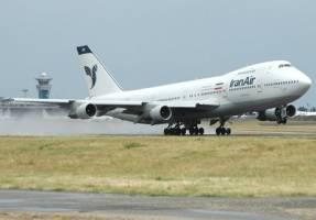 رشد ۹ درصدی تعداد مسافران پروازی ایران