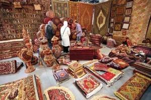 صادرات فرش به آمریکا همچنان رونق دارد