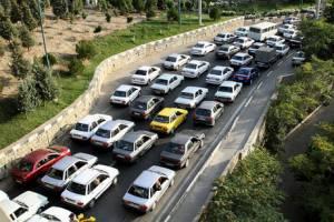 جادههای شمال همچنان درگیر ترافیک پرحجم