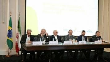 برای پایداری روابط اقتصادی ایران و برزیل باید تراز تجاری را متوازن کنیم