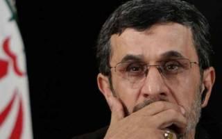 روزهاي تنهايي احمدينژاد