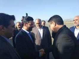 سفر وزیر ارتباطات به کرمانشاه