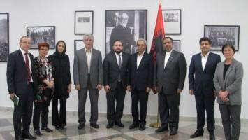 سطح روابط ایران و آلبانی رضایتبخش نیست