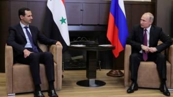 تاکید اسد بر آمادگی دمشق برای آغاز مذاکرات سیاسی