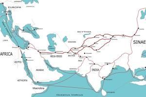 تأثیر راه جدید ابریشم بر احیای نقش ترانزیتی ایران در آسیای مرکزی